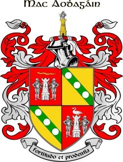 EGAN family crest