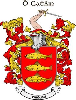 O'KANE family crest