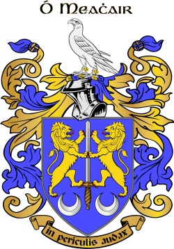 MEAGHER family crest