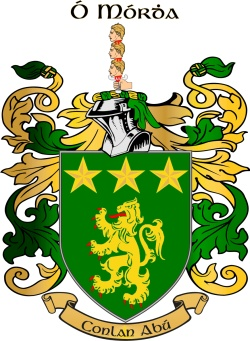 More family crest