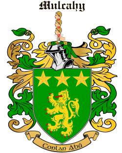 MULCAHY family crest