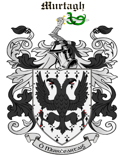 MURTAGH family crest