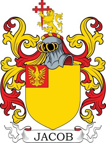 JACOB family crest