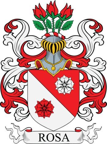 ROSA family crest